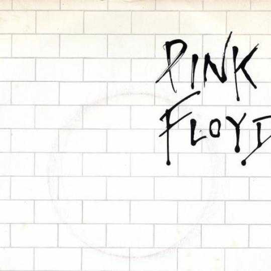 Pink Floyd The Wall single artwork