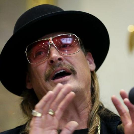 Kid Rock at the White House