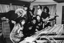 RUN DMC and Aerosmith, 1986